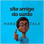 Site Amigo do Surdo